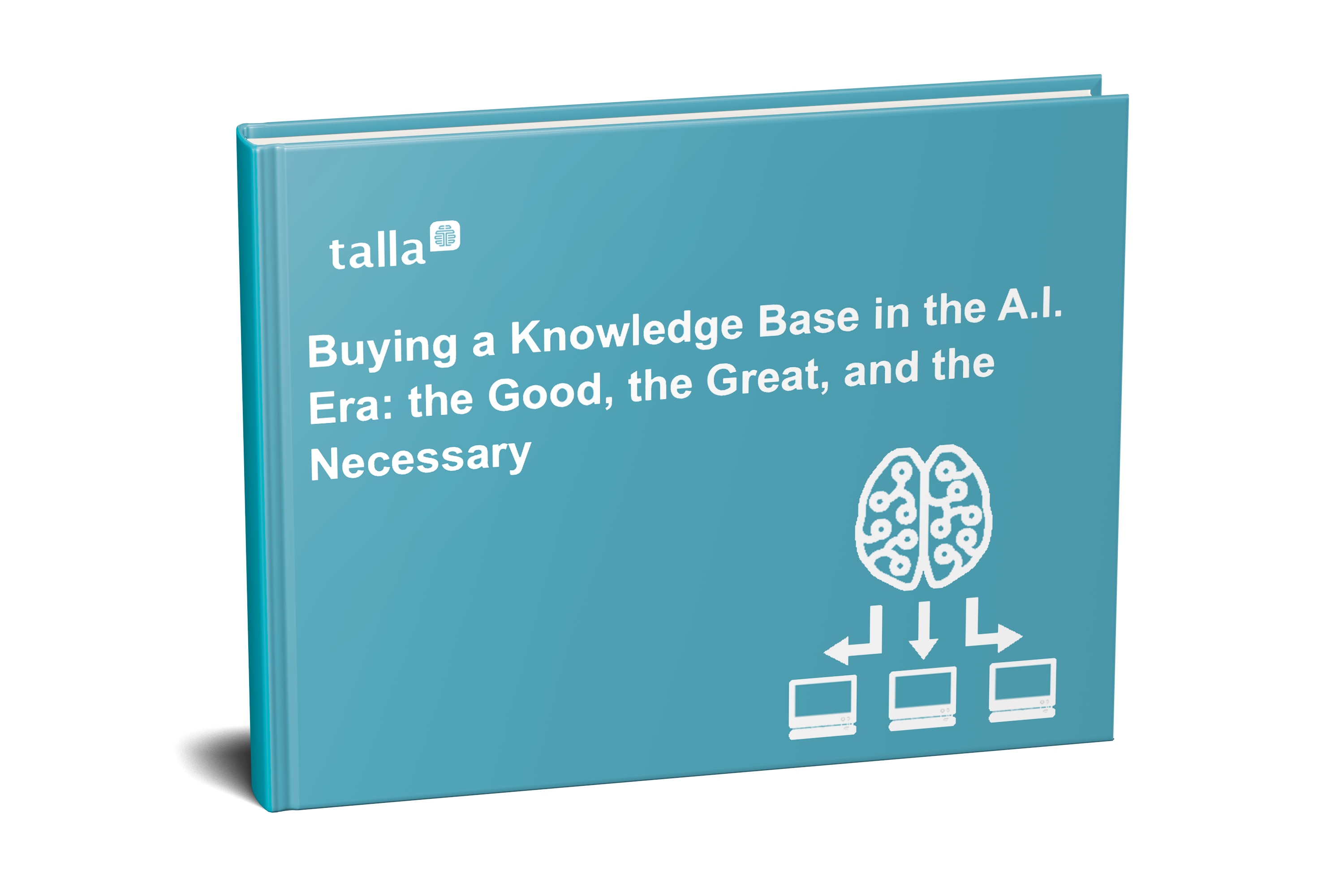 buyers guide to ai knowledge base cover