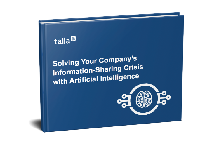 solving information sharing crisis cover