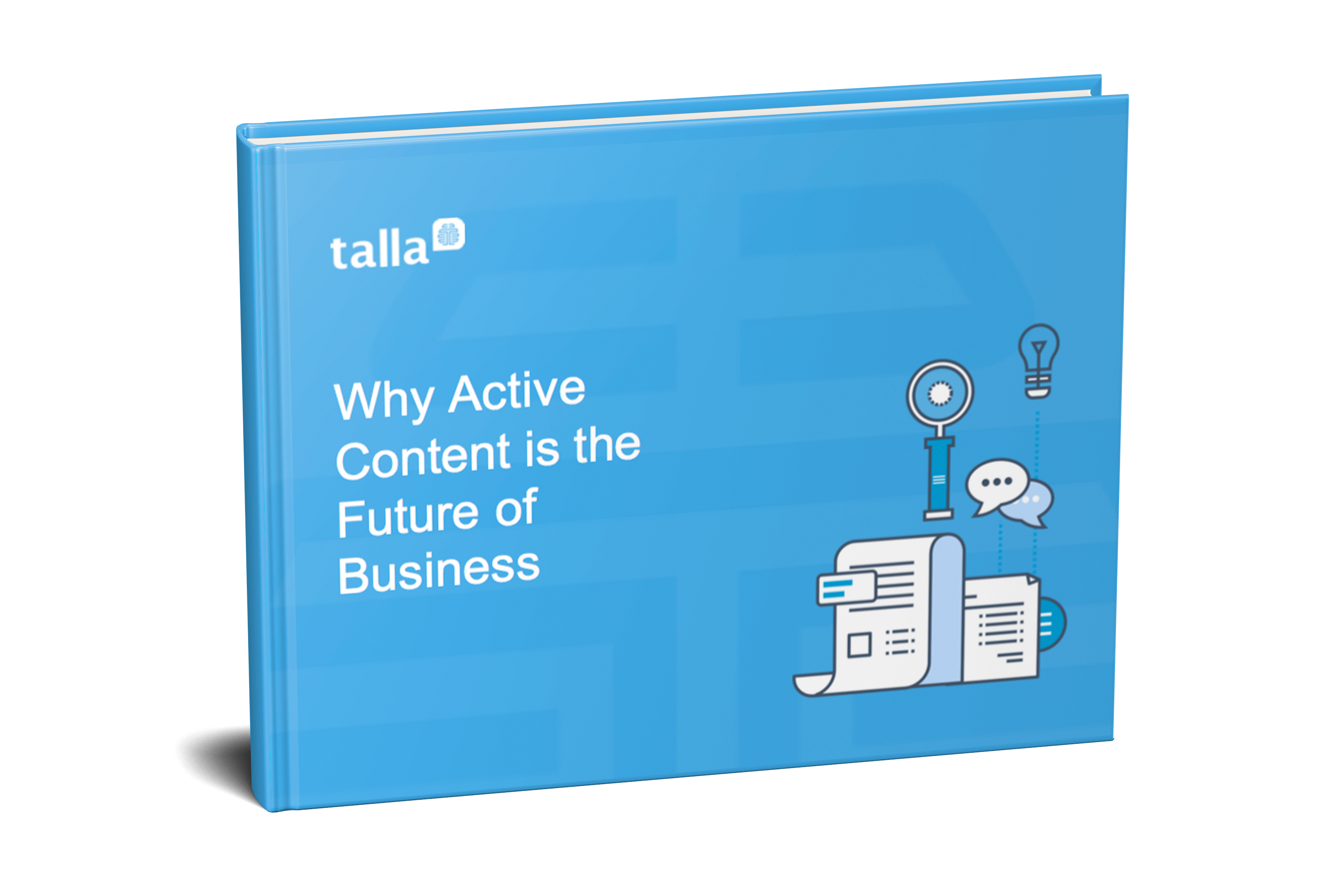 Why-Active-Content-Future-of-Business-Talla-Ebook-cover